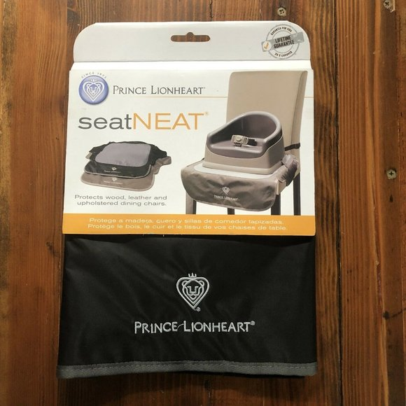 Price Lionheart Other - Prince Lionheart Neat Seat New In Box Black Grey